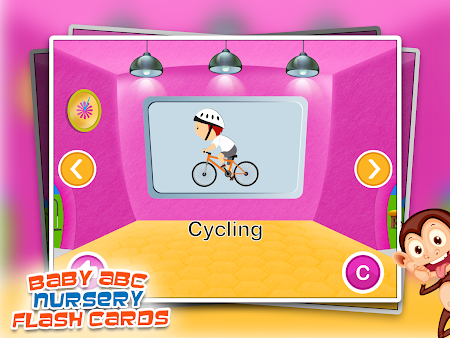 Baby ABC Nursery Flash Cards 1.17 screenshot 2076976