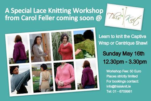 Carol Feller Lace Workshop