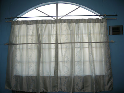 my simple curtain
