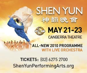 Shen Yun poster
