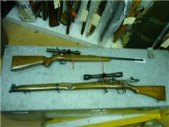 Guns from Hughes