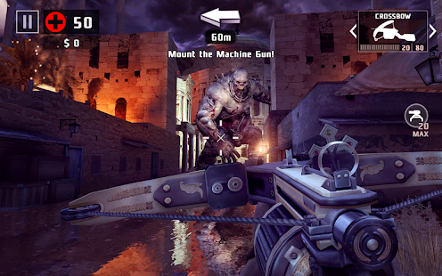 Dead Trigger 2 - Zombies FPS Survival Shooter Game Screenshot