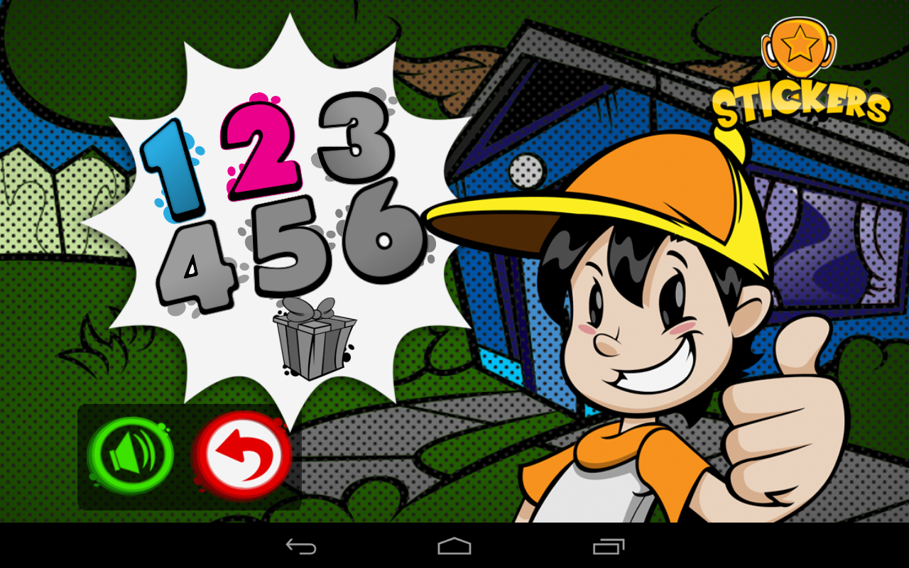 Numbers at Home Lite - 4 Kids- screenshot