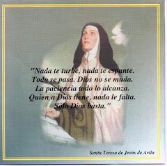 Frases De Santa Teresa D Avila Quotes Links