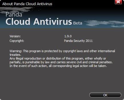 雲端防毒的佼佼者 ~ 西班牙熊貓 Panda Cloud Antivirus 1.9 Beta 3C/資訊/通訊/網路
