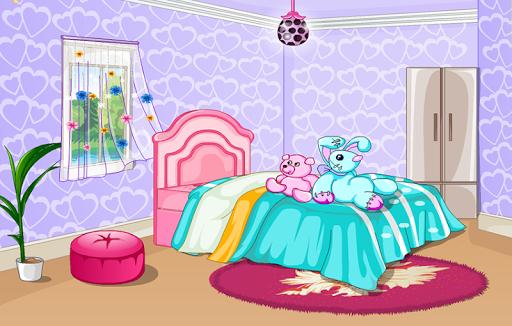 少女的 家 装饰 游戏