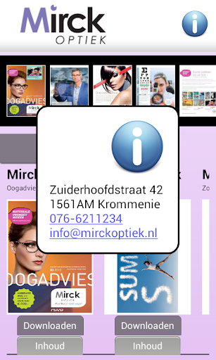 玩生活App|Mirck Optiek免費|APP試玩