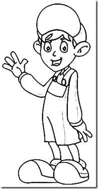 El Chavo Del 8 Coloring Pages Coloring Pages