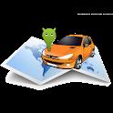 Gps Car Park Free logo
