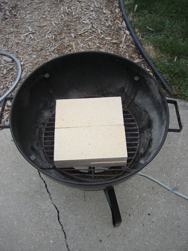 Weber Pizza Oven Build And First Cook Pics The Bbq