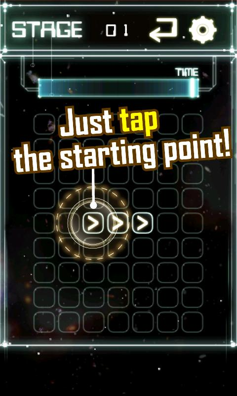 Starting Point <puzzle>- screenshot