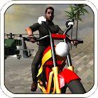 Moto Island 3D Motorcycle game icon