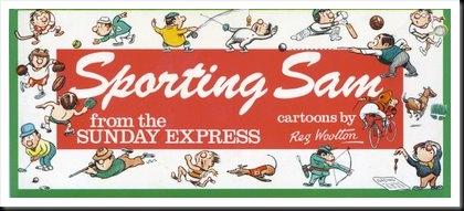 Sporting_Sam_Book cover