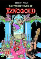 CineBook Iznogoud Issue No 1 Year 2008
