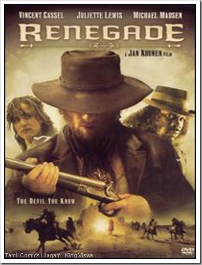 Renegade Movie Poster