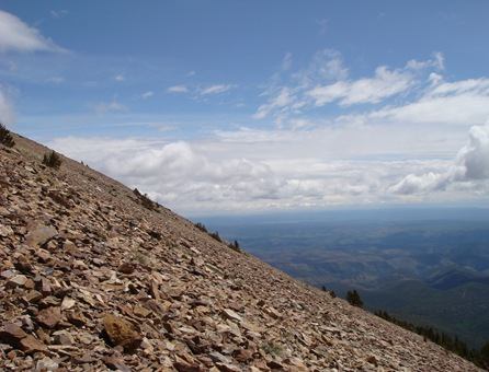 baldy mountain philmont nm