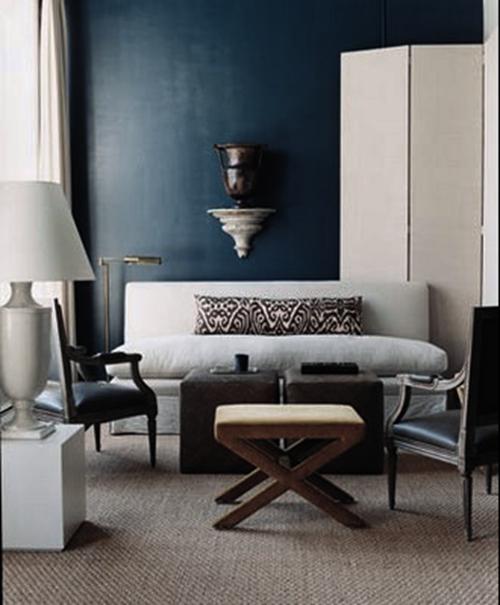 Blue Interior Design: Interior Design Blog™: Reinventing Blue