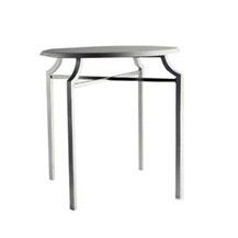 driade one cafe table by philippe starck