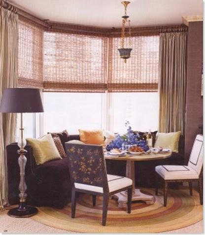 Patricia Gray Interior Design Blog Banquette Dining