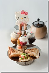 Hello Kitty -  High Tea Set