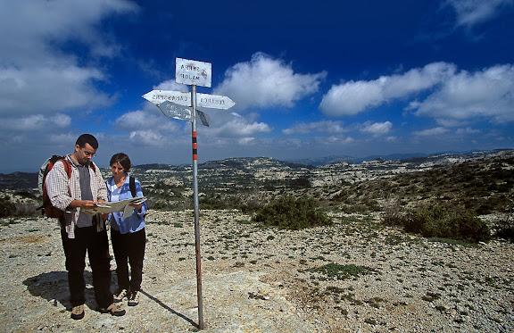 Camí de Capçada, serra Major, Montsant, Parc Natural, Morera de Montsant, Priorat, Tarragona2002.09