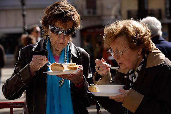 Carnaval de Tarragona, diumenge (19.02.2006)II Diada gastronòmica del Xarró tarragoní ivisita de les colles de Reus