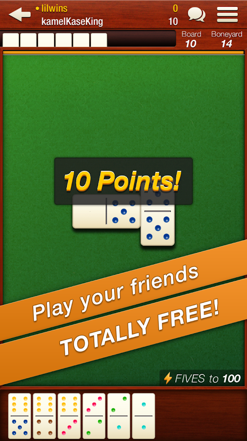 Domino!- screenshot