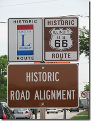 0173 Plainfield IL Lincoln - Route 66 Alignment