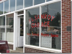 0255 F. L. Sankot Garage Belle Plaine IA