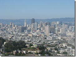 3241 View of San Francisco from Twin Peak