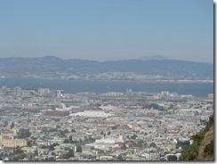 3242 View of San Francisco from Twin Peak