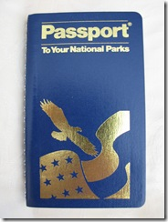 3342 National Parks Passport Book