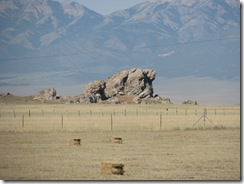 1908 Lincoln Highway Adobe Rock east of Grantsville UT