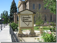 2842 Lincoln Highway Nevada State Museum Carson City NV