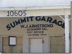 3068 Lincoln Highway Summit Garage Altmont CA