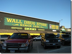 6836 Wall Drug Store Wall SD