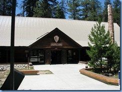 2516 Lodgepole Visitor Center SNP CA