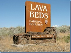 1520 Lava Beds National Monument CA