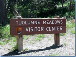 2083 Tuolumne Meadows Visitor Center YNP CA