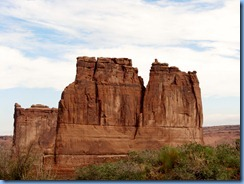 4864 Tower of Babel & The Organ Arches National Park UT