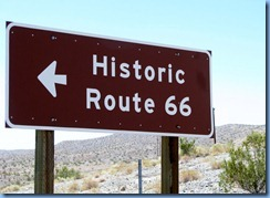 3063 Route 66 between Barstow & Daggett CA