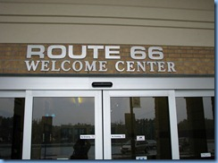 6584 I-44 Missouri Route 66 Welcome Center near Conway MO