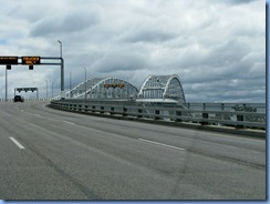 6889  Blue Water Bridge from Port Huron MI