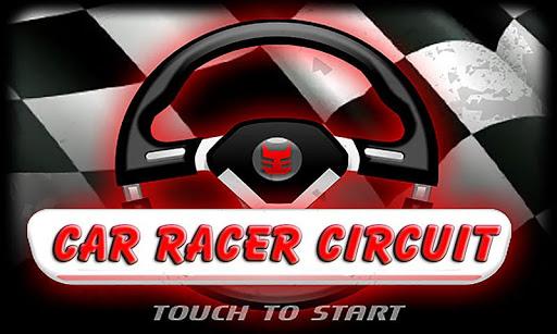Car Racer Circuit FREE