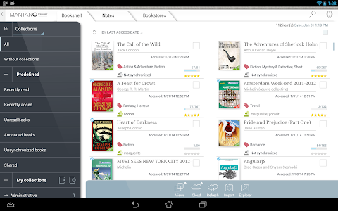 Mantano Ebook Reader Premium v2.5.4