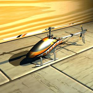 RC helikopteri Simulation Pro APK