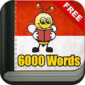 Learn Indonesian 6,000 Words icon