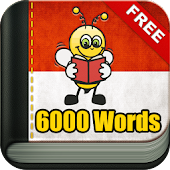 Learn Indonesian 6,000 Words