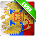 Russia flag free livewallpaper icon