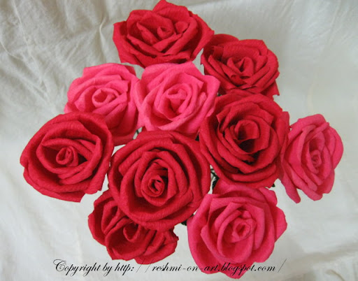 how to make flower lapels